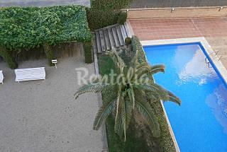Apart.120m con piscina a 30 m playa Tarragona