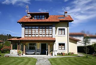 Villa pour 8 personnes à 1500 m de la plage Asturies
