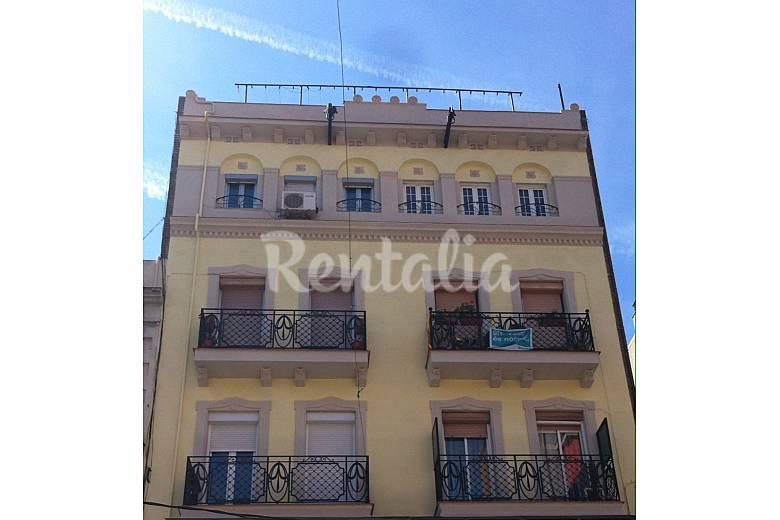 Appartement Extérieur de la maison Barcelone L' Hospitalet de Llobregat Appartement