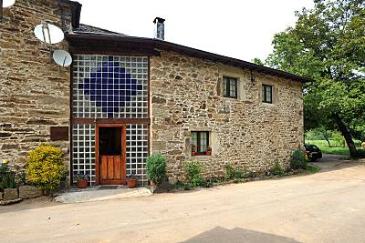 Casa para 9-12 personas en entorno de montaña Asturias