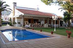 Villa pour 6-8 personnes à 700 m de la plage Castellón