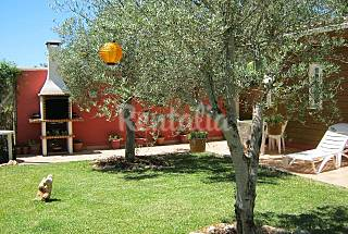 Villa for 4 people 5 km from the beach Algarve-Faro