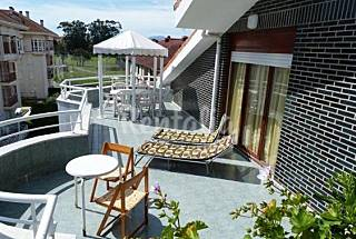 Apartment for 6-8 people only 150 meters from the beach Cantabria