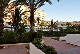 Apartment for 4 people only 200 meters from the beach Murcia