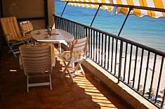 Apartamento 2-3 personas en Calpe 1a línea de playa  Alicante