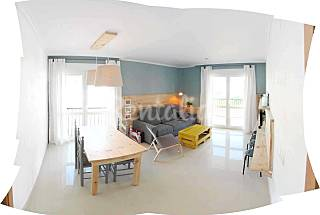 Apartment for 4 people only 450 meters from the beach Lugo