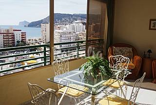 Apartment for 4-8 people only 250 meters from the beach Alicante