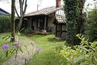 Casa de 2 habitaciones a 12 km de la playa Cantabria