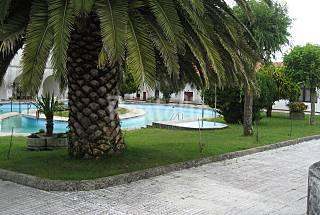 Apartamento para 4 pessoas em frente à praia Pontevedra