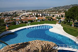 Apartamento para 2-3 personas a 1000 m de la playa Málaga