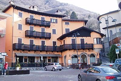 Appartamento per 2-5 persone in centro Barzio Lecco