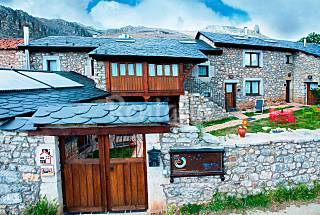 Casas rurales Entre Babia y la luna