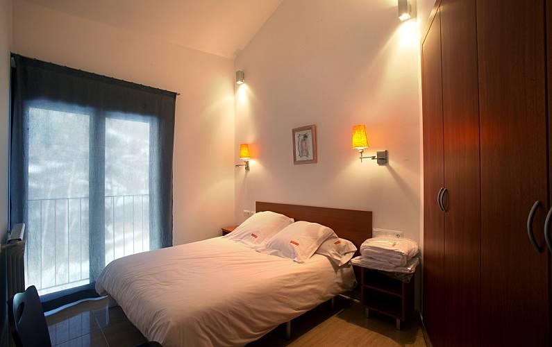 7 Bedroom Ordino Apartment - Bedroom