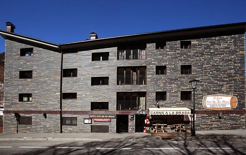 7 Environment Ordino Apartment - Environment