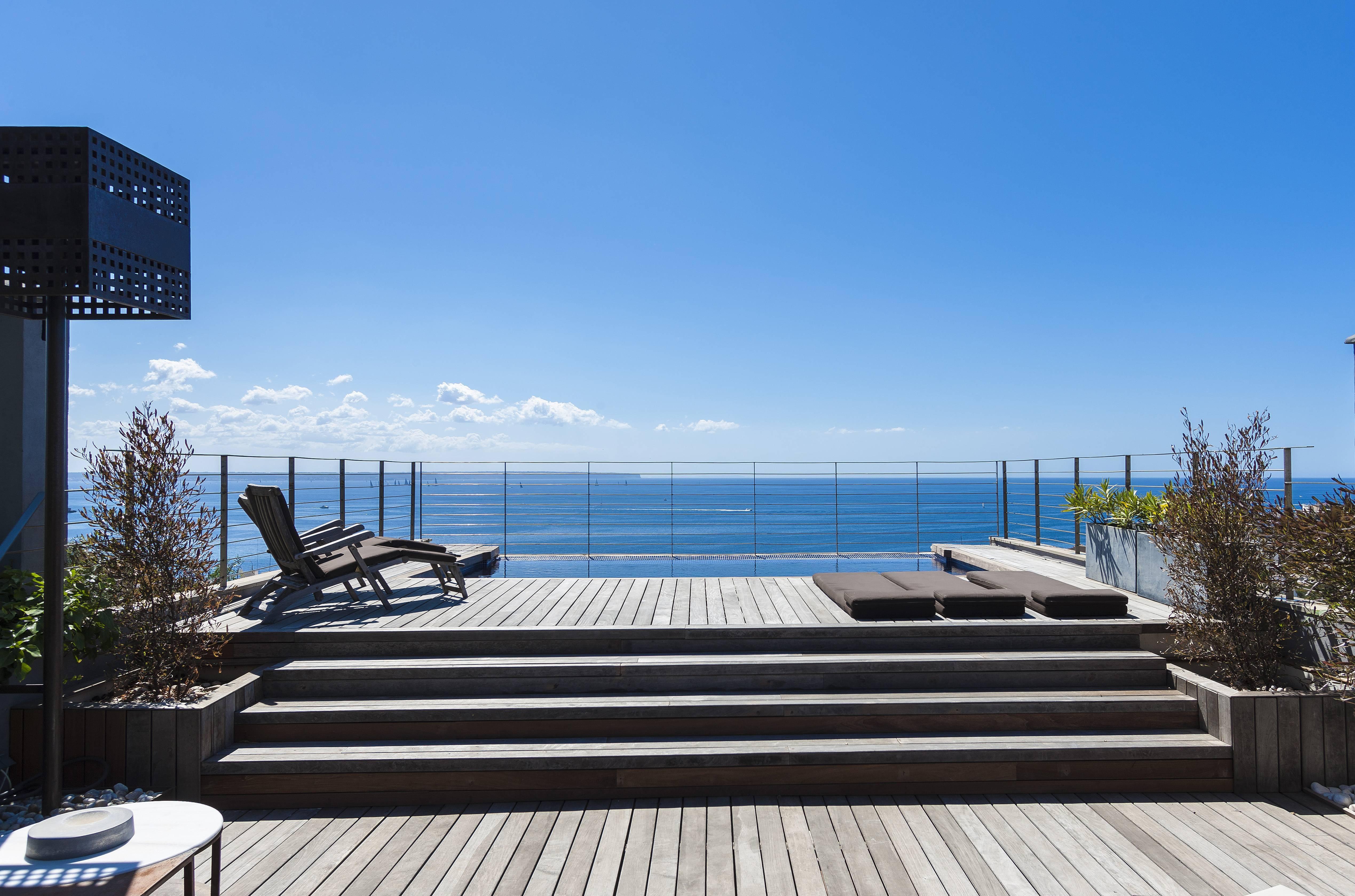 villa en location 300 m de la plage sant agusti palma de majorque majorque serra de. Black Bedroom Furniture Sets. Home Design Ideas
