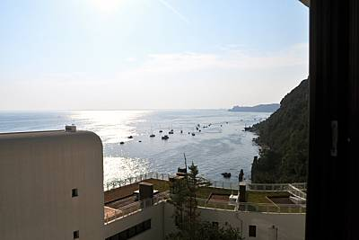 Lussuoso monolocale sul mare con Spiaggia Privata Trieste