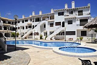 Apartamento para 4 (+1) personas 200 m de la playa Alicante