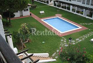 Duplex con piscina y solarium a 80 m de la playa Castellón