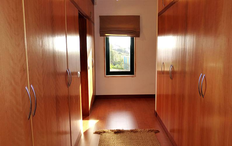 Vista Interior da casa Setúbal Sesimbra vivenda - Interior da casa