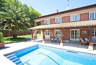 Villa Kriado Etxea.Honadrribia,San Sebastian. Guipúzcoa