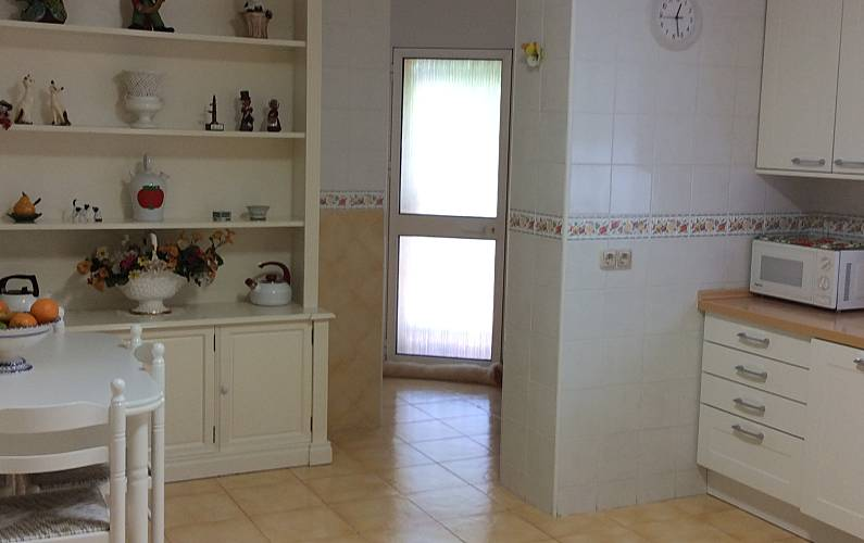 Magnifica Cucina Malaga Torremolinos villa - Cucina