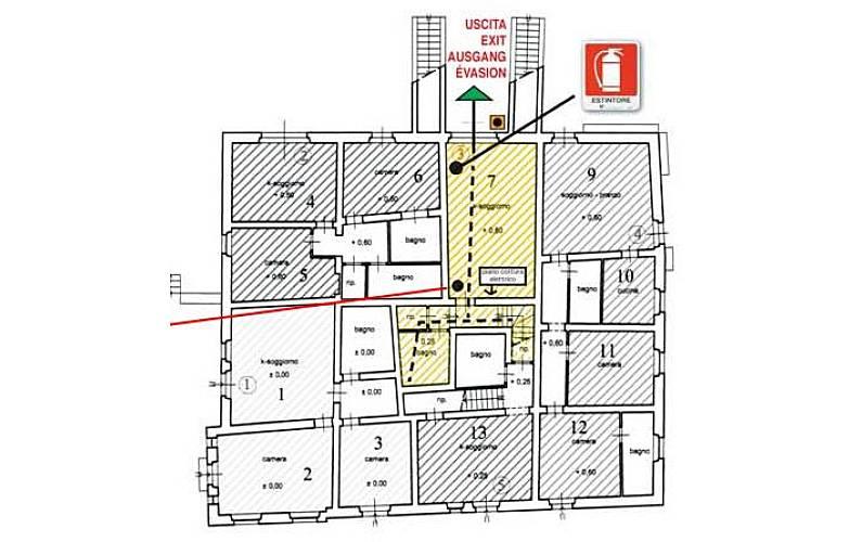 Casale Siena Casole d'Elsa Apartamento - Otros