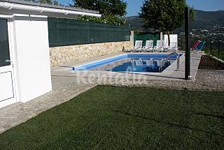 House for rent with private garden Aveiro