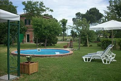 Casa de 4 habitaciones en Toscana Siena