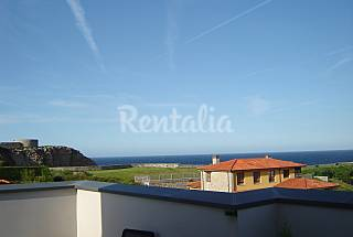 Appartement en location à 400 m de la plage Asturies