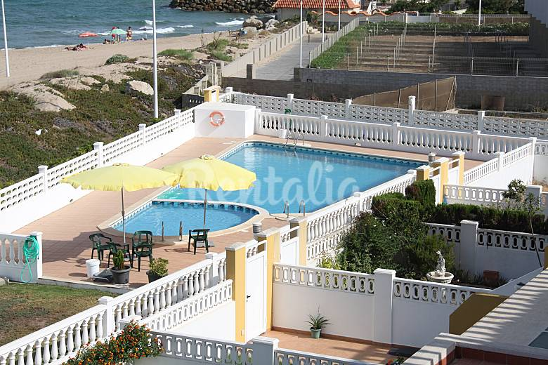 Casa en alquiler en 1a l nea de playa el estany cullera for Piscinas publicas valencia