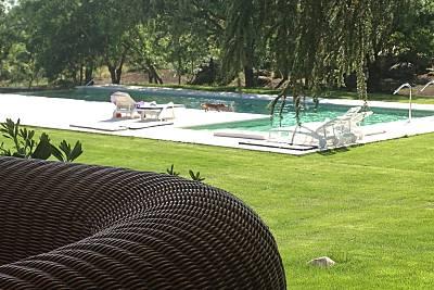 Villa para 10 personas en Manzanares el Real Madrid