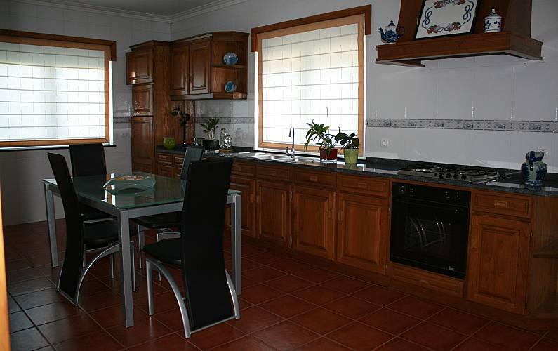 Vivenda Cozinha Braga Esposende Villa rural - Cozinha