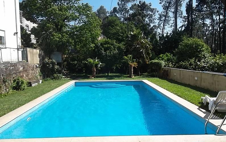 Vivenda para 6 pessoas a 7 km da praia Braga - Exterior da casa