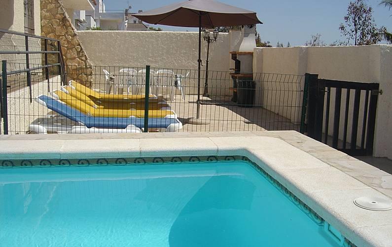 Villa Piscina Tarragona L' Ampolla villa - Piscina