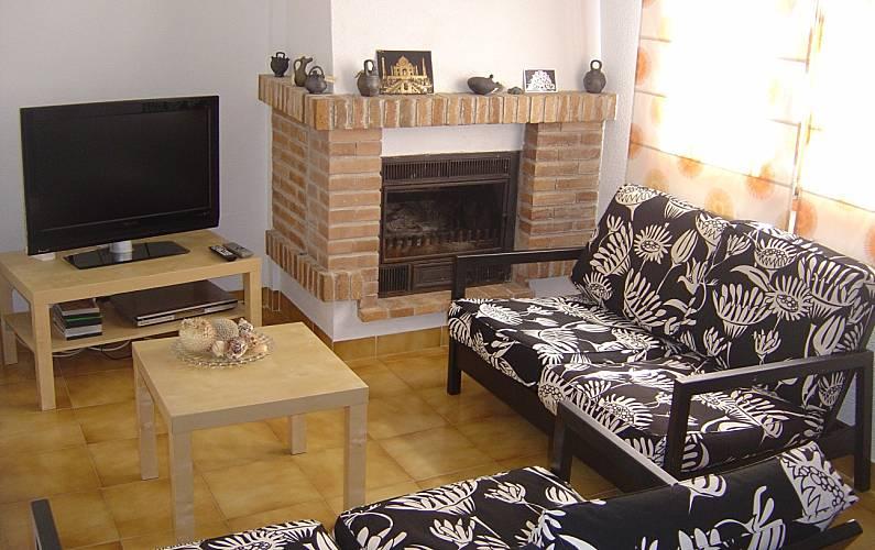 Villa Salón Tarragona L' Ampolla villa - Salón