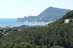 Entre la sierra y el mar. Alicante