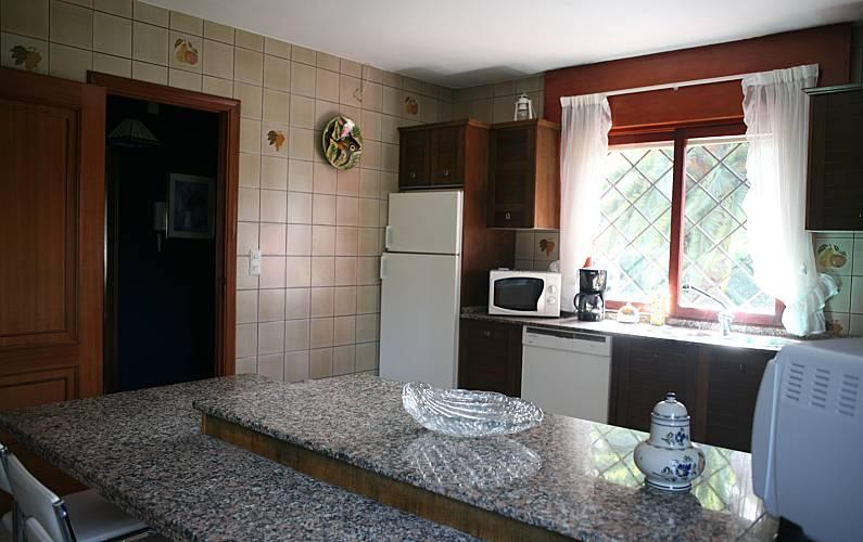 Vivienda Cocina A Coruña/La Coruña Santiago de Compostela Apartamento - Cocina