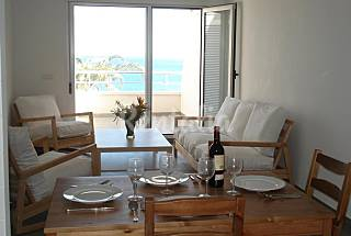 Beautiful duplex with direct access to the beach Almería
