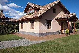 Villa de 2 habitaciones en Albelda de Iregua