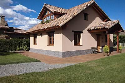 Villa de 2 habitaciones en Albelda de Iregua Rioja (La)
