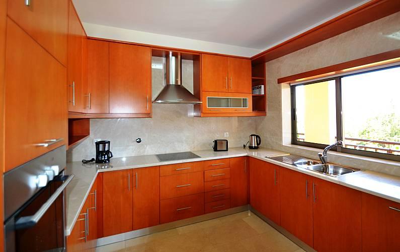 Unique Kitchen Algarve-Faro Loulé Apartment - Kitchen