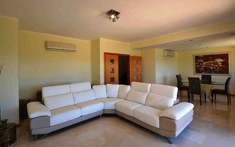 Unique Living-room Algarve-Faro Loulé Apartment - Living-room