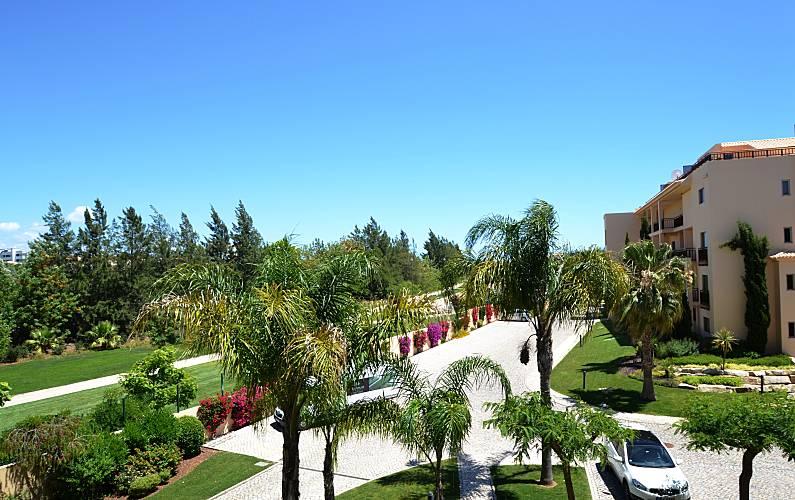 Unique Garden Algarve-Faro Loulé Apartment - Garden