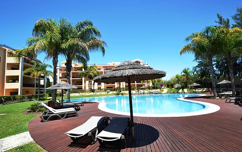 Unique 3 bed Apt with free WIFI Vilamoura Golfe Algarve-Faro - Swimming pool
