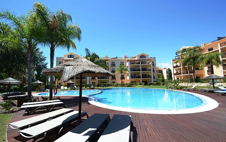 Unique Swimming pool Algarve-Faro Loulé Apartment - Swimming pool