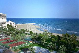 Apartment for 1-2 people only 50 meters from the beach Valencia