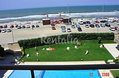 Apartamento lujo: 50 m de la playa, 2 habitaciones Aveiro