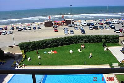 T2 Luxo em Frente ao Mar - Piscina Exterior e Piscina Interior Aquecida Aveiro