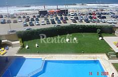 Apart. a 30 m da praia - em frente ao mar Aveiro