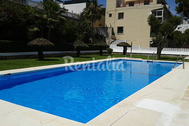 Apartment with 2 bedrooms only 80 meters from the beach ...